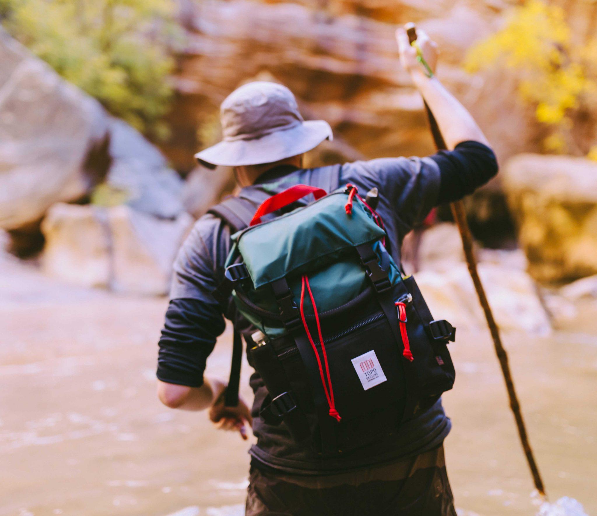 Qué ponerse para hacer trekking en climas cálidos / Foto: Edgar Chaparro