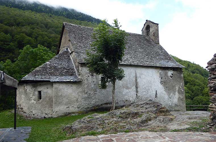 Iglesia de Sant Joan de Toran / Foto: Banyeres (Wikimedia Commons)