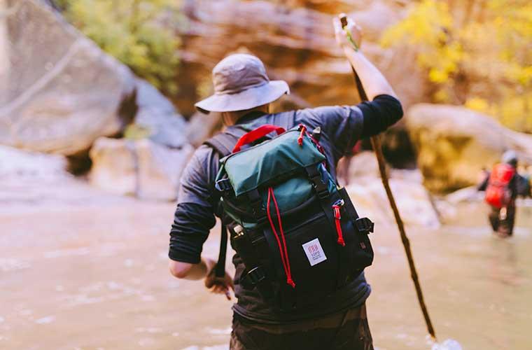 Qué ropa llevar para hacer trekking en climas tropicales / Foto: Edgar Chaparro
