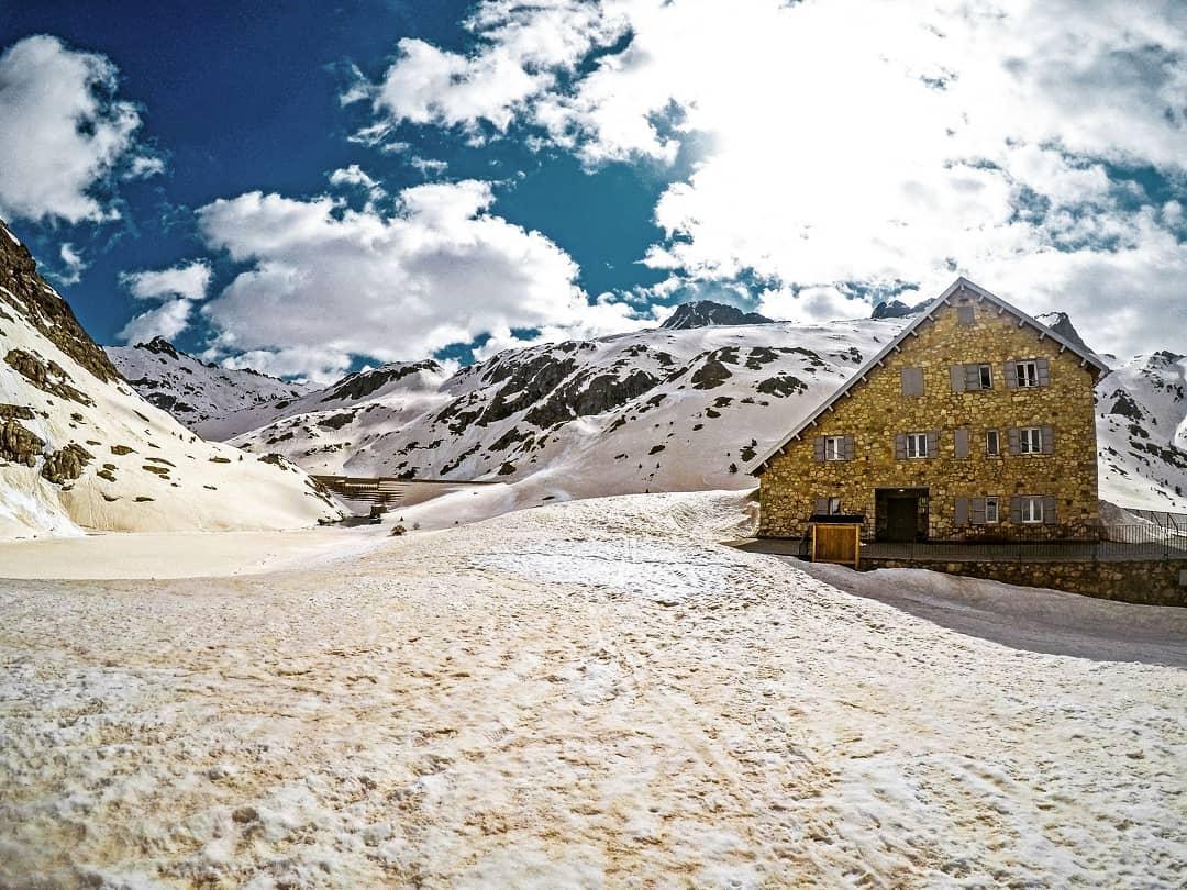 Fotografía montaña Pirineos by @cimanorte
