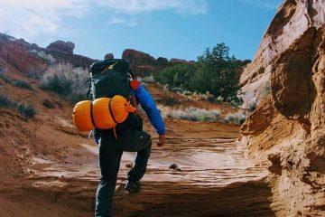 7 ejercicios para aumentar tu fuerza para hacer trekking / Foto: Matt Gross
