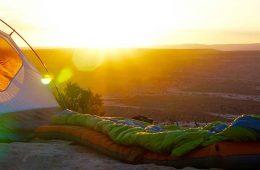 Cuidados saco de dormir / Foto: Jake Sloop