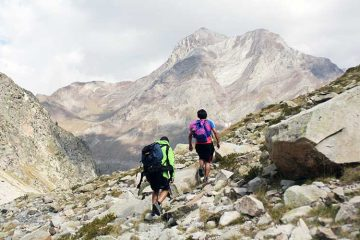 Rutas circulares en los Pirineos
