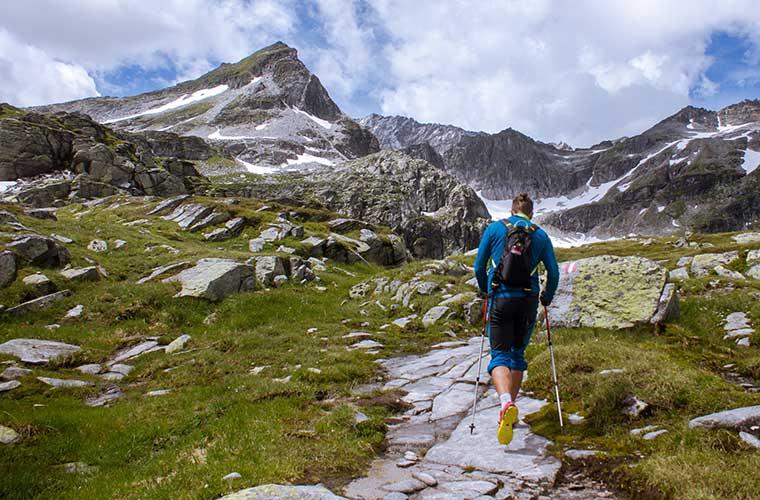 Entrenamiento aeróbico para el senderismo de gran recorrido / Foto: Jan Niclas Aberle