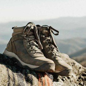 Calzado de montaña