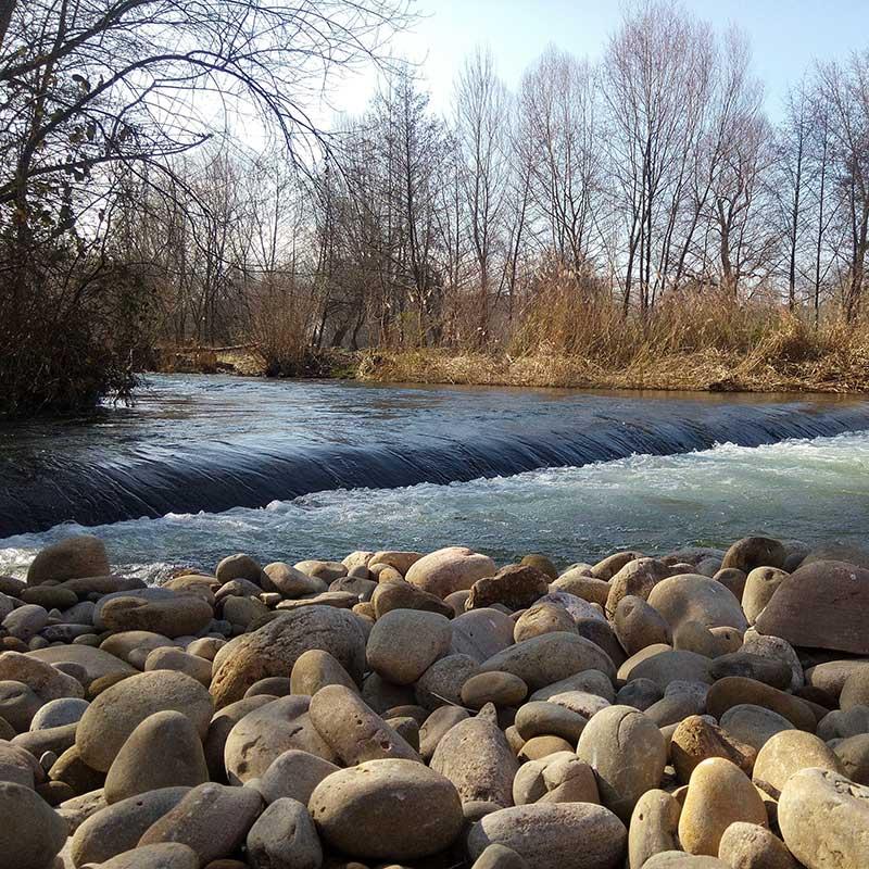 Río Iregua. / Foto: PortalJardin (CC0)