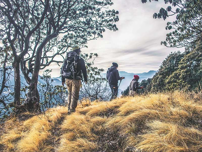 Ropa de montaña. Pantalones / Foto: Abhishek Gaurav