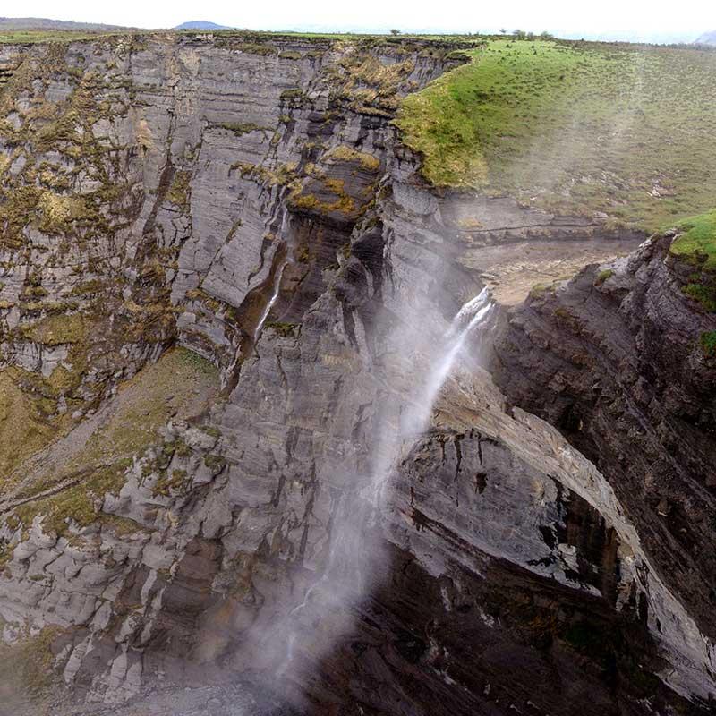 Salto del Nervión / Foto: Pintafontes (CC-BY-SA-2.0)
