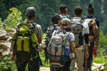 Cuidado ropa y equipo de-montaña