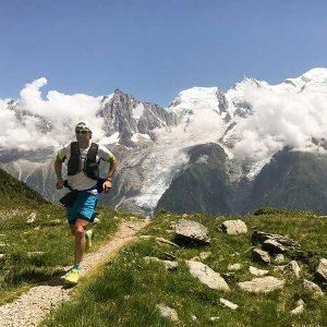 Mochila trail running