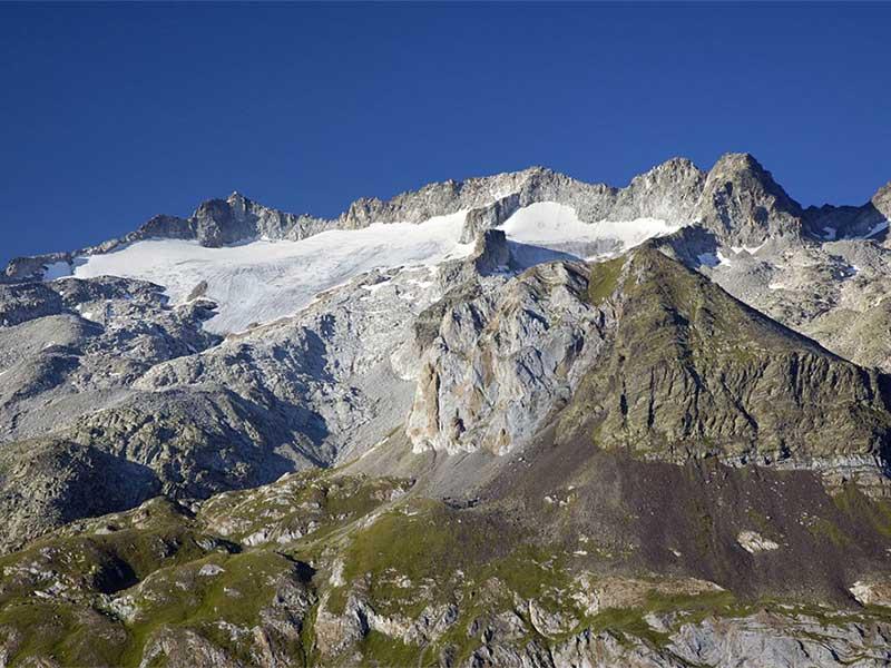 Glaciar de la Maladeta y pico / Foto:  Tat (CC-BY-SA-2.5)