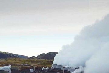 Lucha cambio climático, Planta que convierte el CO2 en roca / Foto: Climeworks
