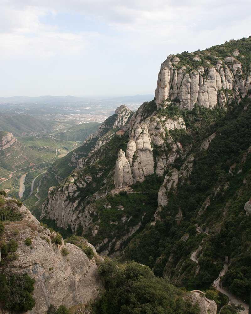 Montañas de Monserrat / Foto: elementus