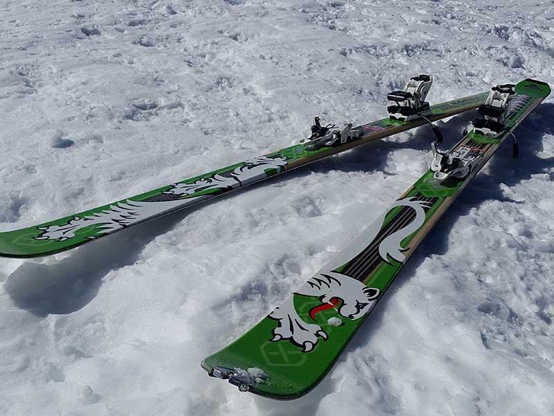 Tablas esquí de montaña / Foto: SimonTablas esquí de montaña / Foto: Simon