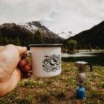Cómo hacer café en el outdoor / Foto: Kevin Schmid