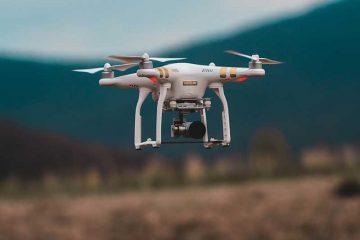 Drones con cámara para outdoor / Foto: Jared Brashier