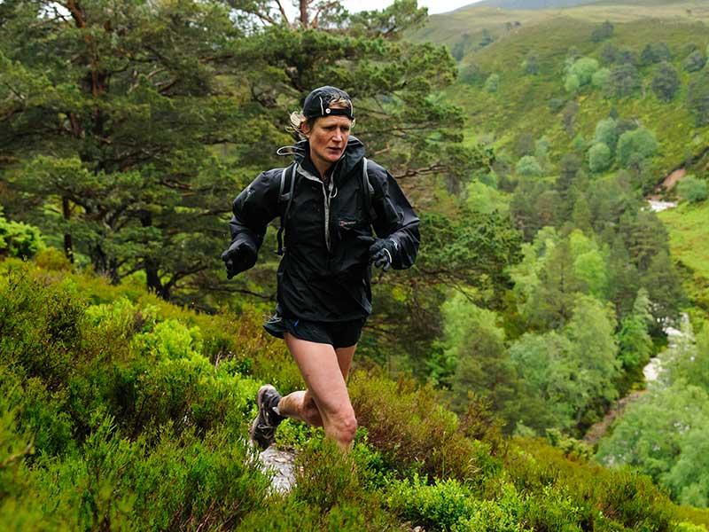Técnica de carrera en el trail running / Foto: Robin McConnell ,Flickr (CC-BY-2..0)