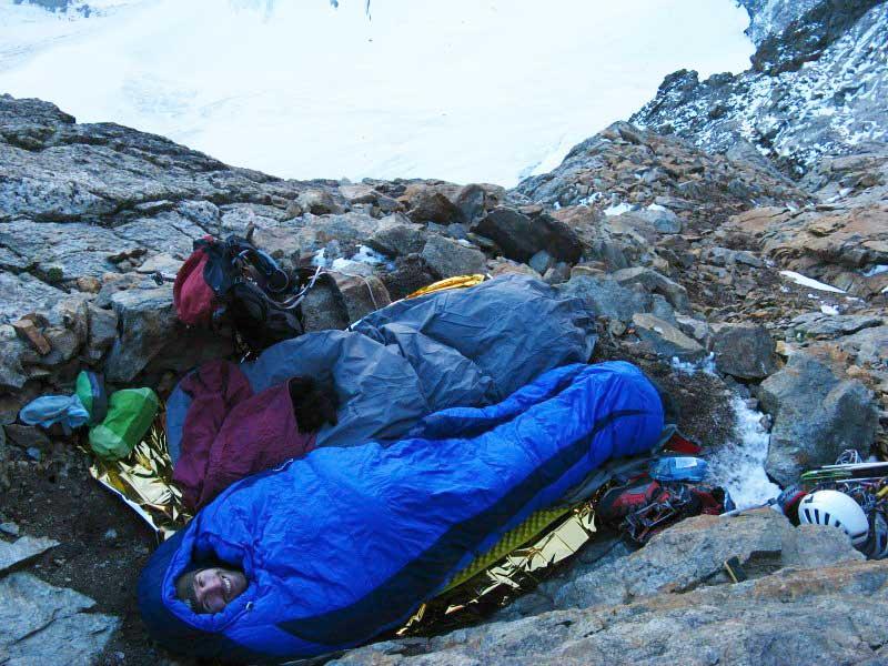 Fundas vivac para montaña / Foto: Jean Baptiste D. [CC-BY-SA-2.0] via Wikimedia Commons
