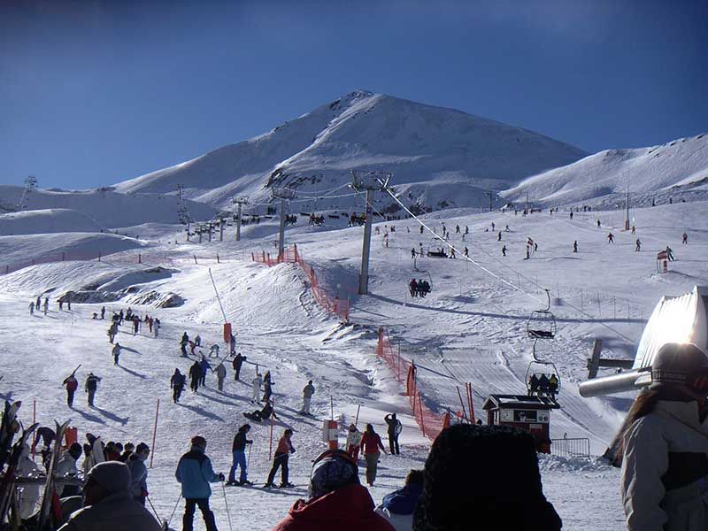 Ski resort Boí Taüll / Foto: Antonimo (Wikimedia Commons)