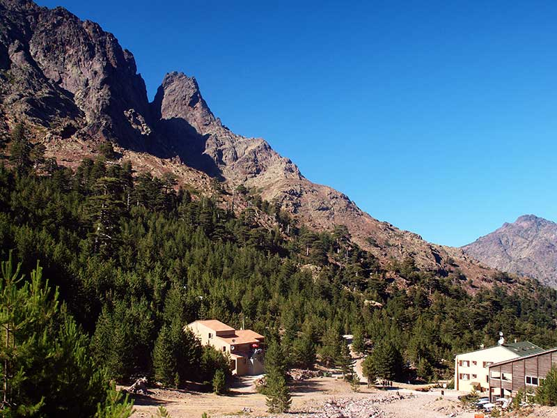 GR20, Córcega. Asco plateau du Stagnu / Foto: Pierre Bona [CC-BY-SA-3.0) Wikimedia Commons