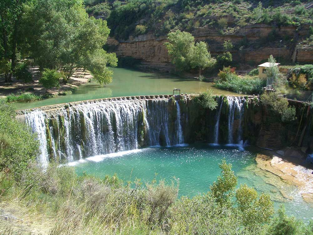 Salto del Bierge / Foto: Qllach [CC-BY-SA-3.0]