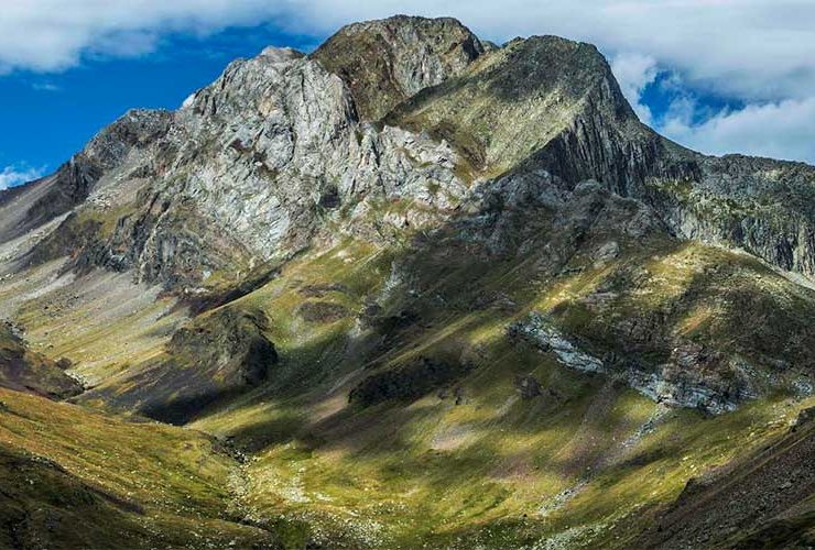 Pic de Vallibierna (Ribagorça) / Foto: Carolina Latorre Canet (Wikimedia Commons)