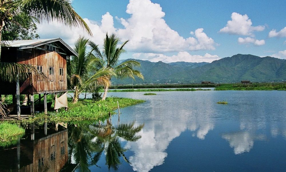 Lago Inle (Myanmar) / Foto: Marc Veraart [CC BY 2.0] Wikimedia Commons