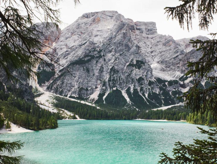 Lago di Braies, Braies, Dolomitas / Foto: Luca Bravo lucabravo [CC0]