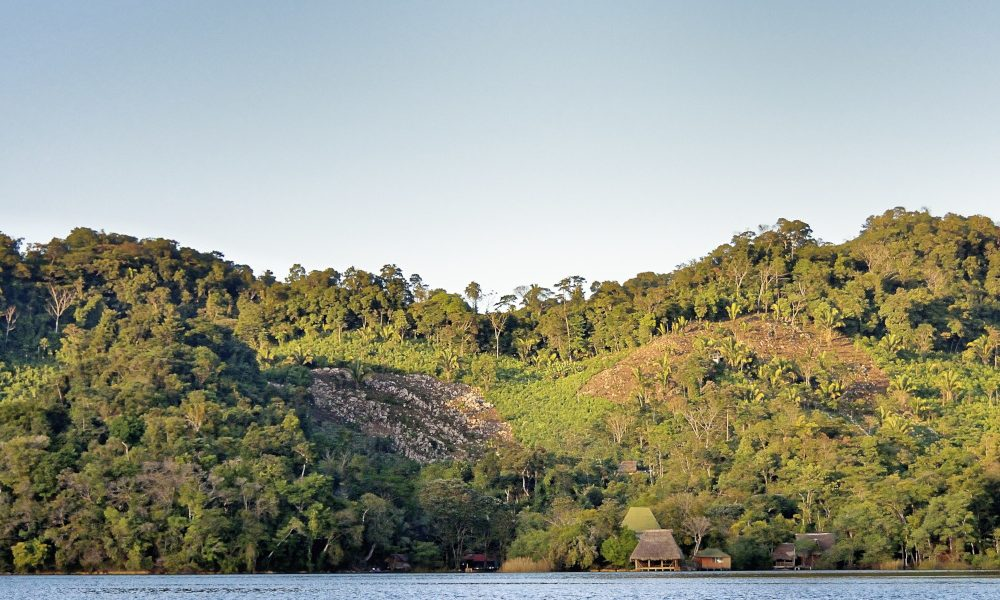 Río dulce Livingston Guatemala / Foto: Pixabay
