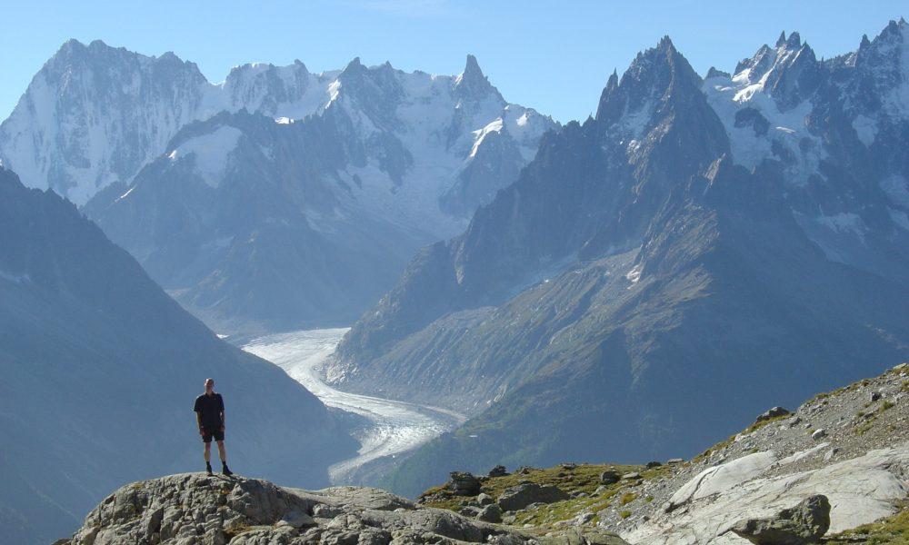 Tour del Mont Blanc / Foto: M.Paley [CC BY 3.0]
