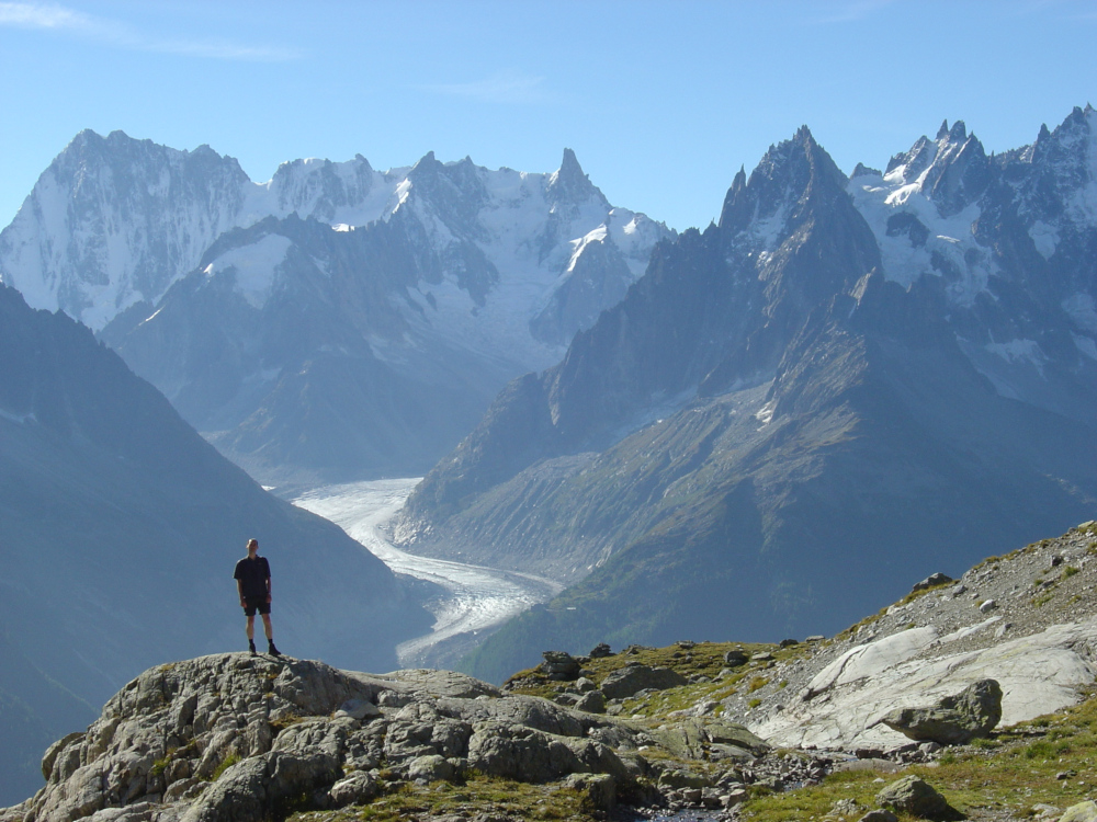 Tour del Mont Blanc / Foto: M.Paley [CC BY 3.0]