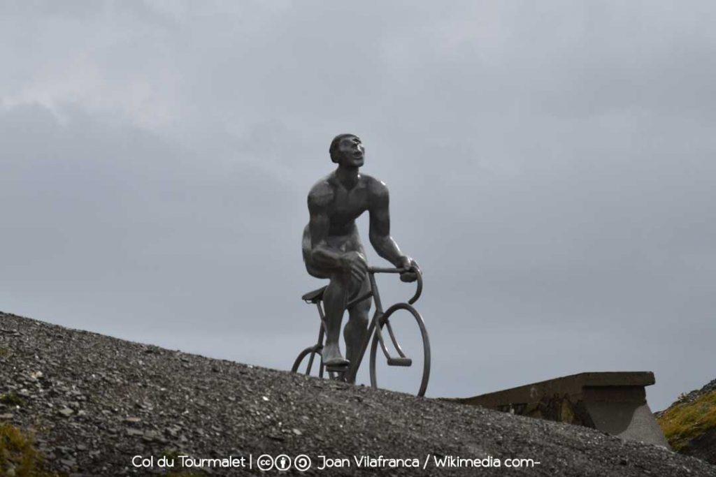 Col du Tourmalet / Foto: Joan Vilafranca [CC-BY-SA-3.0] Wikimedia Commons
