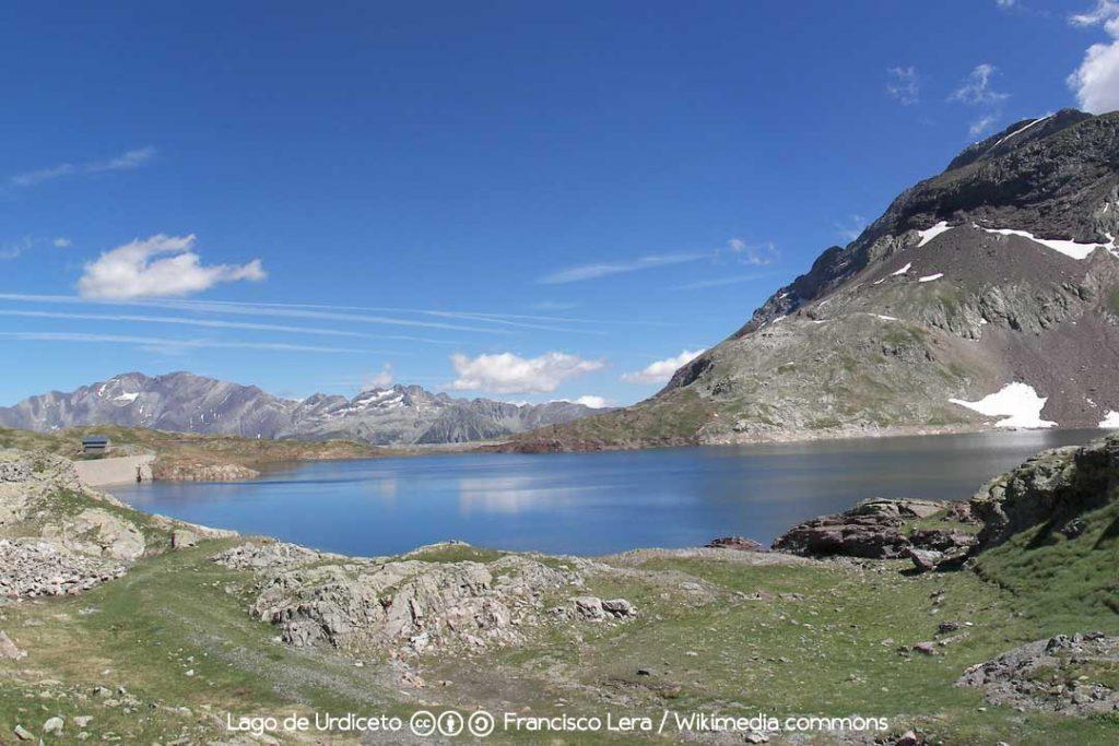 Lago Urdiceto / Foto: Francisco Lera [CC-BY-SA-4.0] Wikimedia Commons