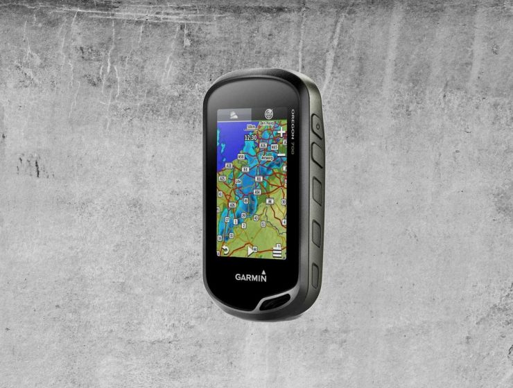Garmin Oregon 700 / Creditos: Garmin