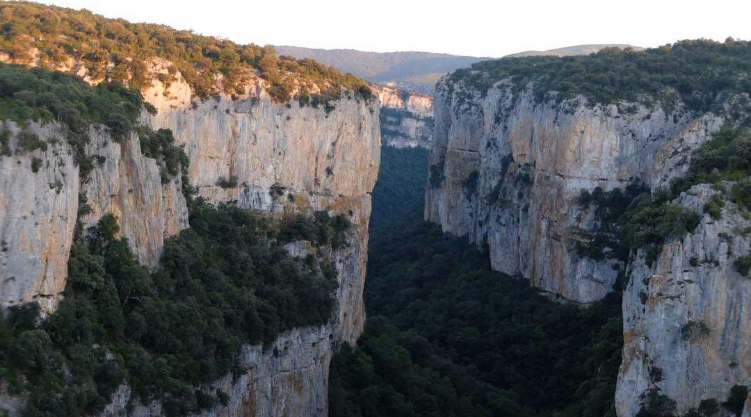 Foz de Arbaiun, Navarra / Foto: Colsandsol [CC-BY-SA-4.0] Wikimedia Commons