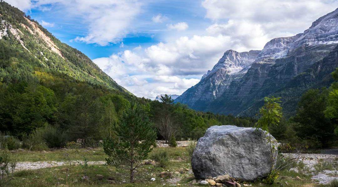 Valle de Pineta / Foto: Basotxerri [CC-BY-SA-4.0] Wikimedia Commons