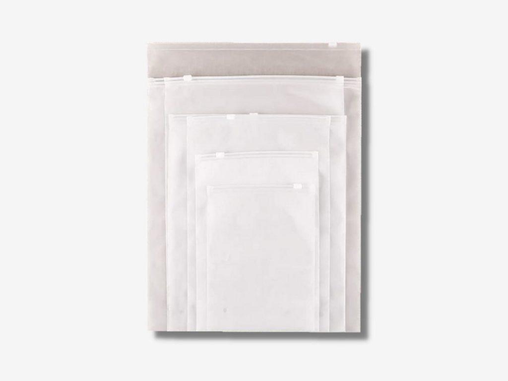 Bolsas de Almacenamiento de Viaje Bolsas de plástico Ziplock