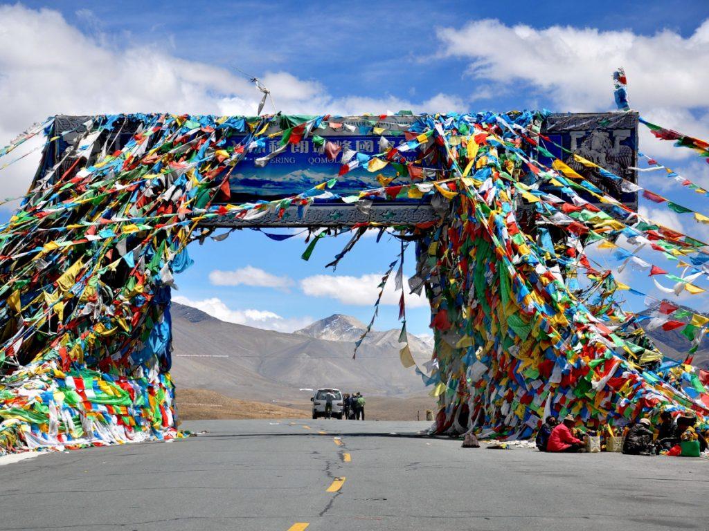 Esta es conocida como la carretera de la amistad y une a Tíbet con Nepal / Foto Pixabay