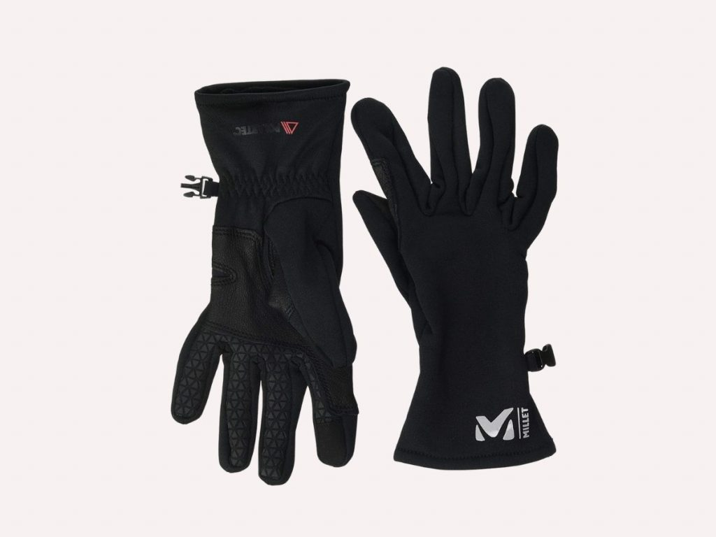 Guantes Millet Warm Stretch