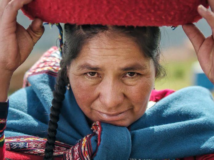 Andes mágicos, la serie