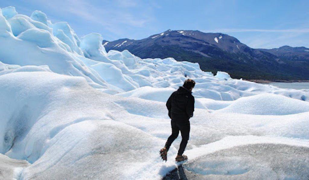 Luis Ara recorrió los glaciares Chile y Argentina para esta serie documental (Trailer Films)